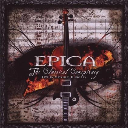 Epica - Classical Conspiracy (European Edition, 2 CDs)