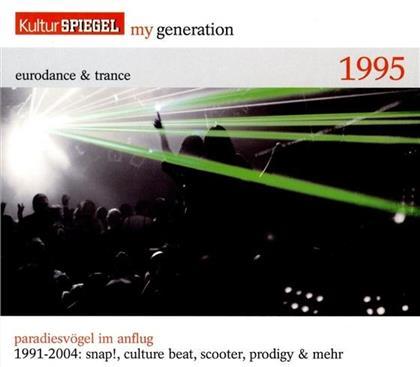 My Generation - Various - Eurodance & Trance