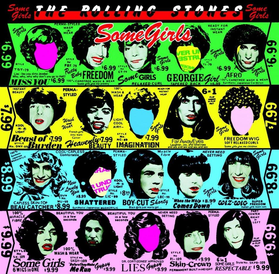 The Rolling Stones - Some Girls (Remastered)