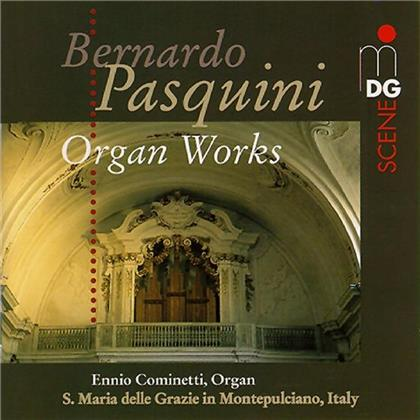 Ennio Cominetti, & Bernardo Pasquini - Organ Works