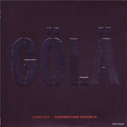 Gölä - Z'Läbe Fägt (Platinum Tour Edition, 2 CDs)