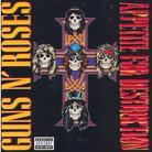 Guns N' Roses - Appetite For Destruction - Ecopac