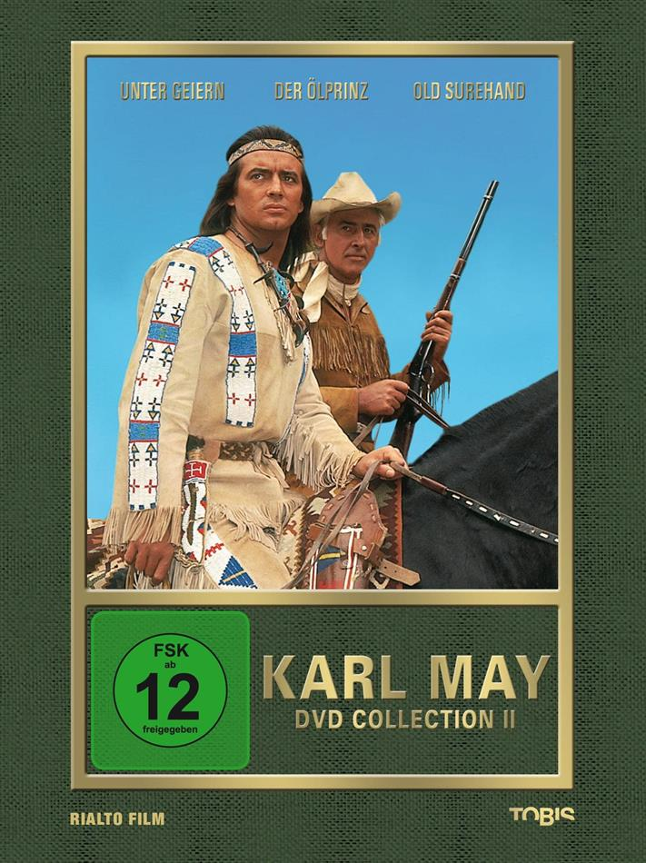Karl May 2 (Box, Collector's Edition, 3 DVDs)