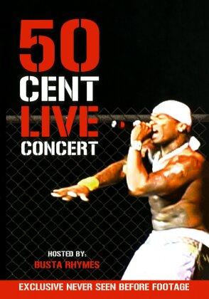 50 Cent - Live concert
