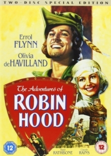 The adventures of Robin Hood (1938) (Special Edition, 2 DVDs)