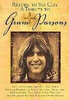 Various Artists - Return to Sin City: A tribute to Gram Parsons