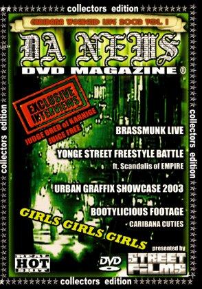 Various Artists - Da News - DVD Magazine