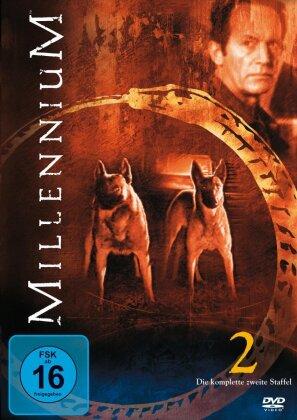 Millennium - Staffel 2 (Box, 6 DVDs)