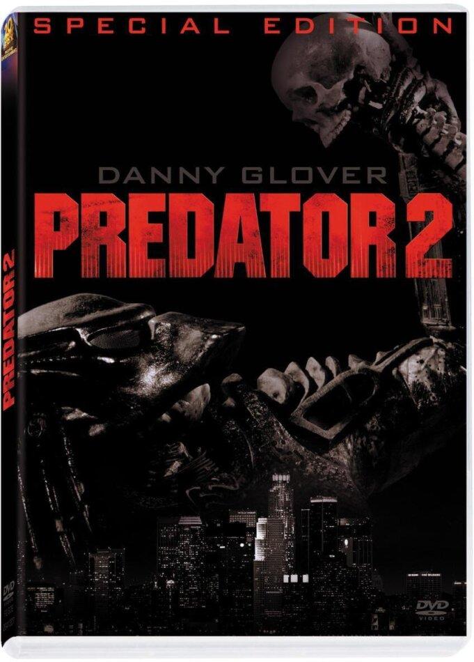 Predator 2 (1990) (Special Edition, 2 DVDs)