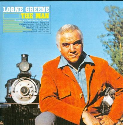Lorne Greene - Man (Deluxe Edition)