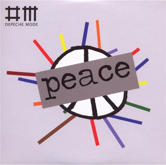 Depeche Mode - Peace - 2 Track