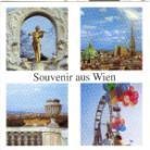 Herbert von Karajan, Anton Karas, Krauss, Kunz, Johann Strauss, … - Souvenir Aus Wien