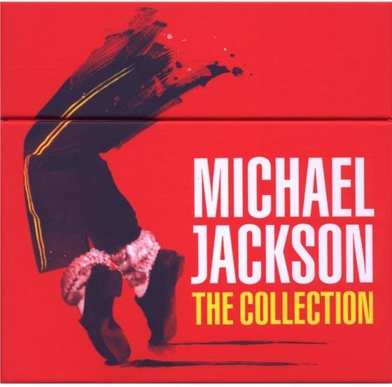 Michael Jackson - Collection (5 CDs)