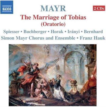 Iranyi/Bernhard/ & Simon Mayr - Tobias (2 CDs)