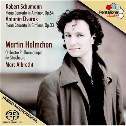 Martin Helmchen & Robert Schumann (1810-1856) - Konzert Fuer Klavier