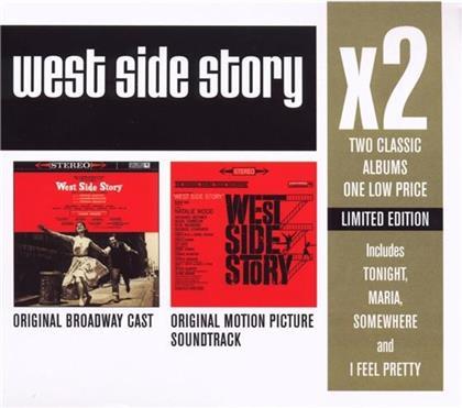 West Side Story & Leonard Bernstein (1918-1990) - X2 - Original / OST