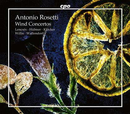 Wallendorf Klaus, Horn & Francesco Antonio Rosetti (1750-1792) - Konzert Fuer Fagott C69 C73 C7 (4 CDs)