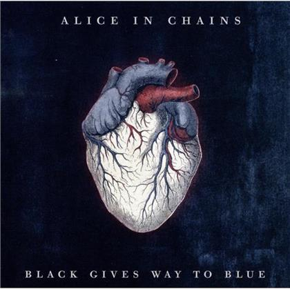 Alice In Chains - Black Gives Way To Blue - Jewelcase