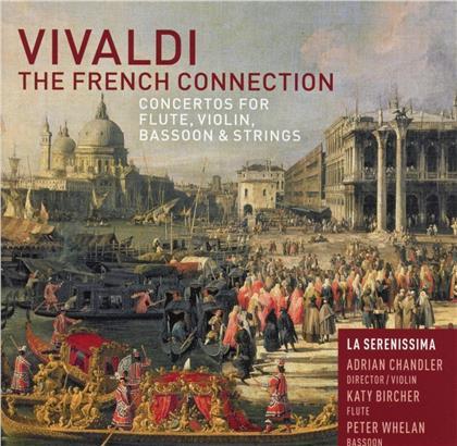 Chandler Adrian/ La Serenissima & Antonio Vivaldi (1678-1741) - Concerto F12 Nr21 Pv322 Rv100,