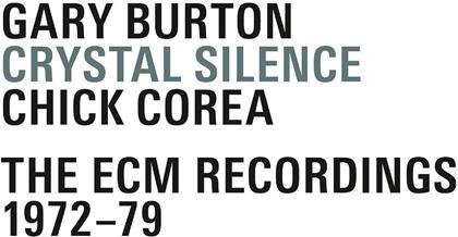 Gary Burton & Chick Corea - Crystal Silence - Ecm Collection (4 CDs)