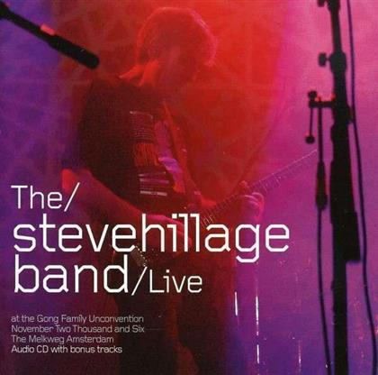 Steve Hillage - Live At The Gong Unconven