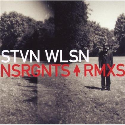 Steven Wilson (Porcupine Tree) - Insurgentes - Remixes