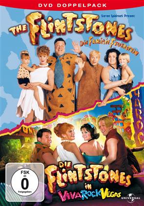 Die Flintstones / Die Flintstones in Viva Rock Vegas (2 DVDs)