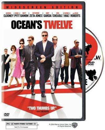 Ocean's twelve (2004) (Widescreen)