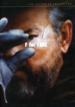 F for Fake (1973) (Criterion Collection, 2 DVD)