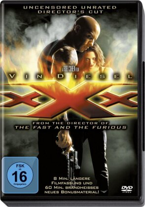 xXx - Triple X (2002) (Director's Cut, Unrated)
