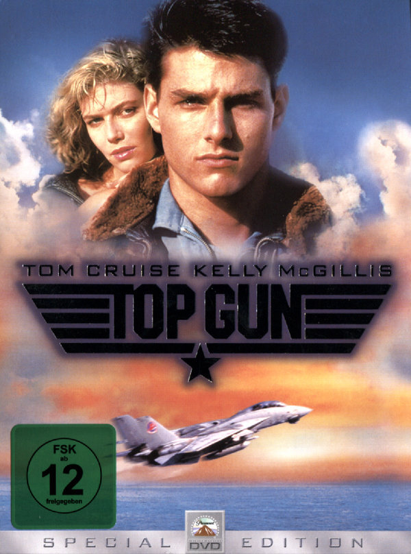 Top Gun (1986) (Special Edition, 2 DVDs)