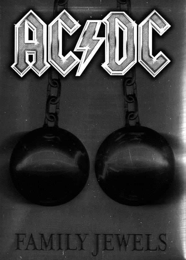 AC/DC - Family Jewels (2 DVDs)