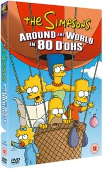 The Simpsons - Around the world in 80 doh's