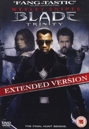 Blade 3 - Trinity (2004) (Extended Edition)