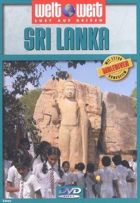 Weltweit - Lust auf Reisen - Sri Lanka (inkl. Bonusfilm: Malediven)