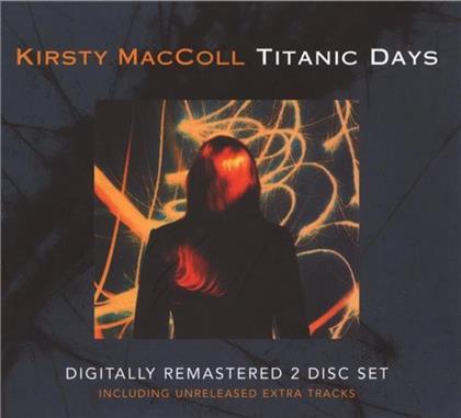 Kirsty MacColl - Titanic Days - Re-Release