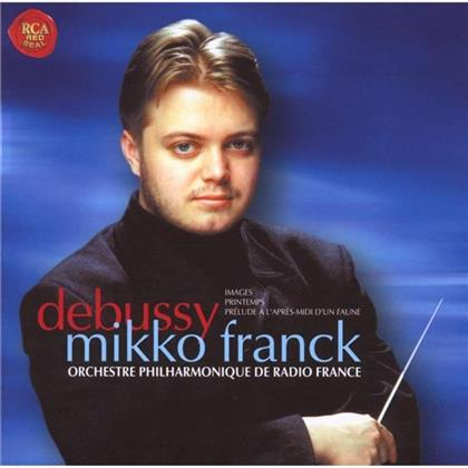 Mikko Franck & Claude Debussy (1862-1918) - Images, Printemps -