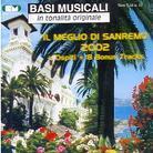 Il Meglio Di Sanremo 2002 - Basi Musicali (2 CDs)