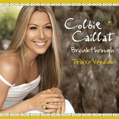 Colbie Caillat - Breakthrough (Deluxe Digipack Edition)