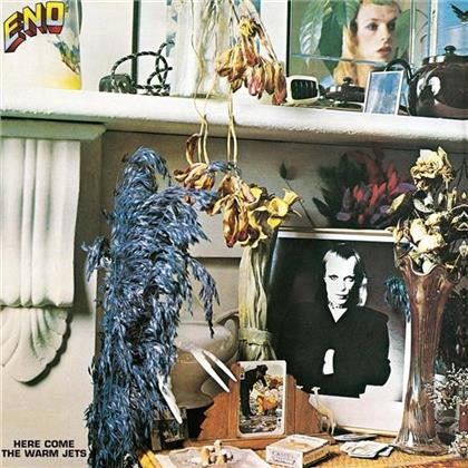 Brian Eno - Here Come The Warm Jets - Jewel Case (Remastered)