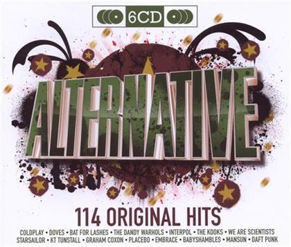 Original Hits - Alternative (6 CDs)