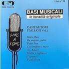 Cantautori Italiani Vol. 2 - Basi Musicali
