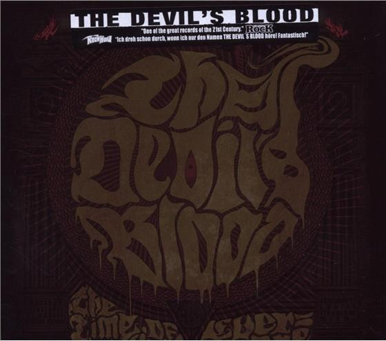 The Devil's Blood - Time Of No Time Evermore - Limited