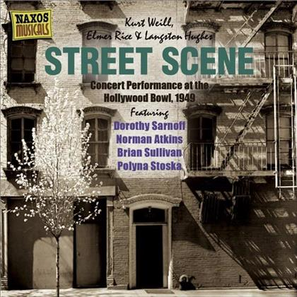 Solomon Izler/Sarnoff/Atkins/Stoska & Kurt Weill (1900-1950) - Street Scene - Hollywood Bowl 1949