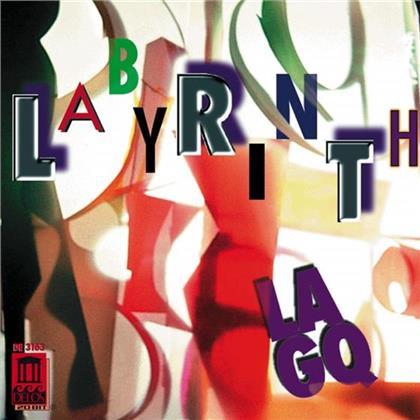 Los Angeles Guitar Quartet & --- - Labyrinth
