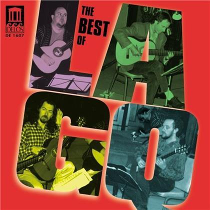 Los Angeles Guitar Quartet & --- - Best Of