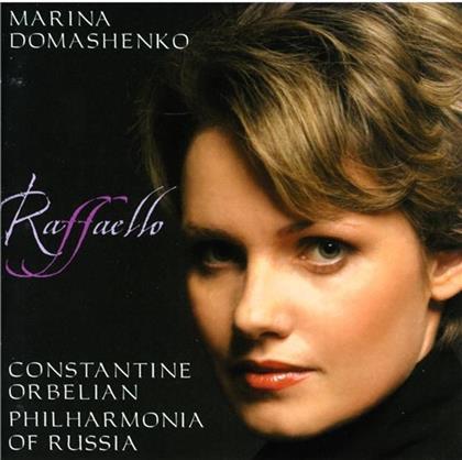 Marina, Mezzo Domashenko & Anton Stepanovich Arensky (1861-1906) - Lieder & Romanze, Raffaello
