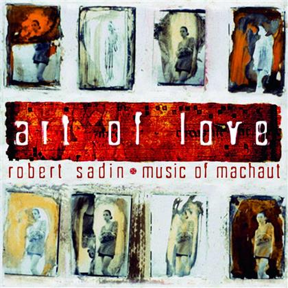 Mehldau/Nascimento/Peyroux & Machaut - Art Of Love