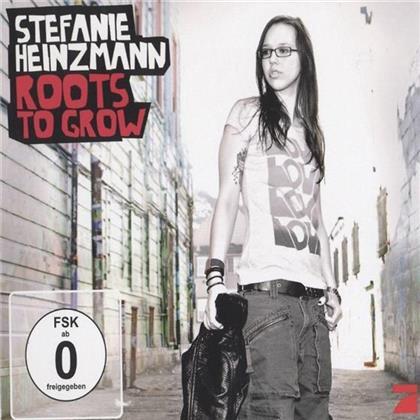 Stefanie Heinzmann - Roots To Grow (Deluxe Edition, 2 CDs)
