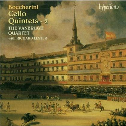 Vanbrugh Quartet, Richard & Luigi Boccherini (1743-1805) - Cello Quintets 2
